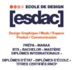ESDAC – ECOLE DE DESIGN