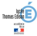 LYCEE DE LORGUES THOMAS EDISON